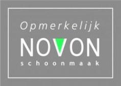 Logo Novon Schoonmaak Oost BV