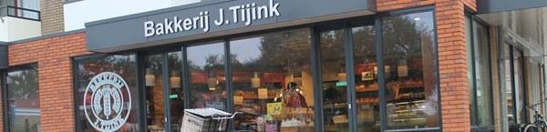Advertentie van Bakkerij Tijink