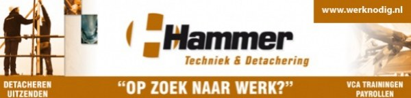 Advertentie van Hammer T&D