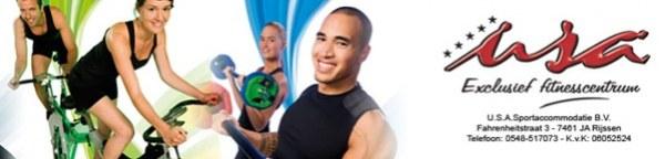 Advertentie van USA | Exclusief fitnesscentrum