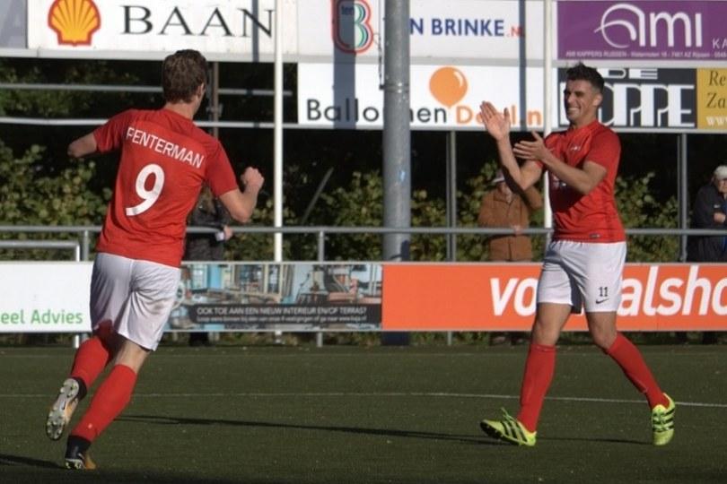 Foto bij Excelsior'31 de sterkste in doelpuntenfestival (3-5)