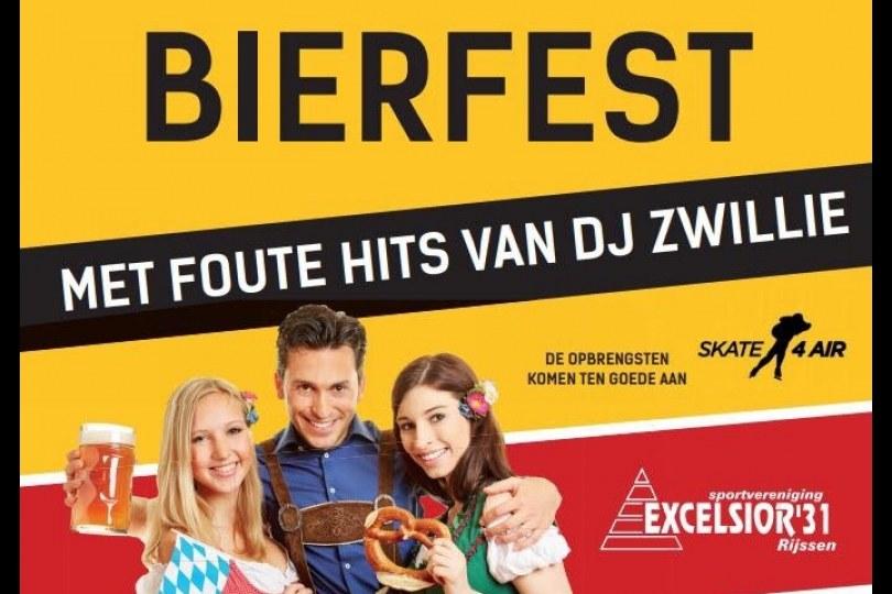 Foto bij Zaterdag 8 december: Excelsior'31 Bierfest (voor het goede doel!)