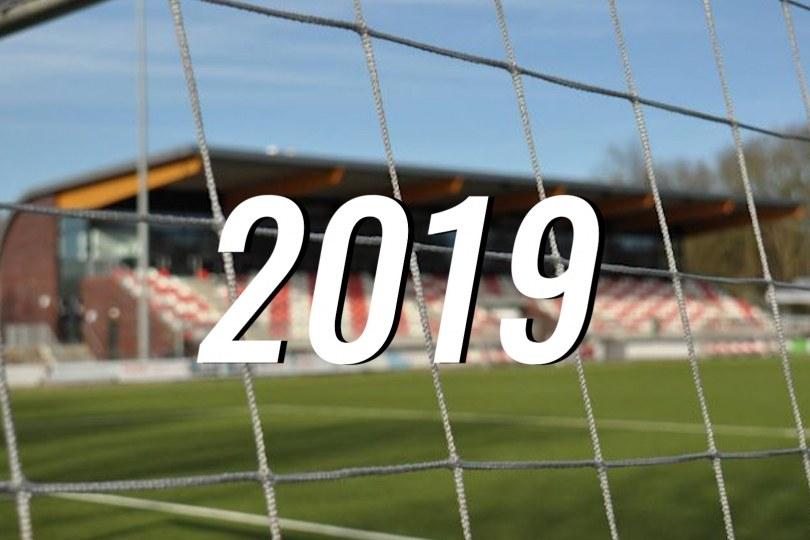 Foto bij Excelsior'31 wenst u een gezond, voorspoedig en sportief 2019
