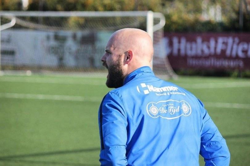 Foto bij Jurjan Wouda komend seizoen assistent-trainer Excelsior'31 1