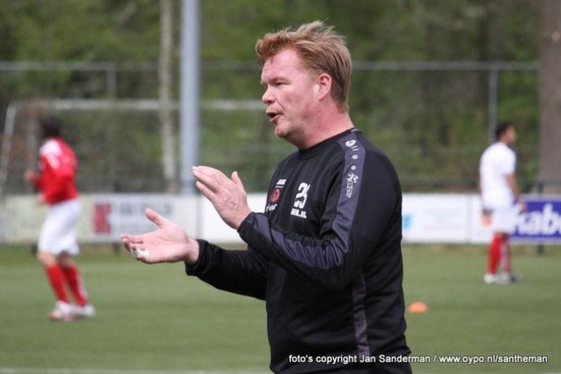 Foto bij Michiel Achterhoek komend seizoen keeperstrainer eerste elftal