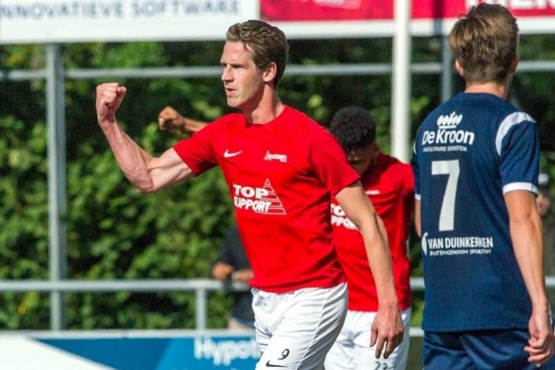 Foto bij Weekjournaal met onder meer Hielke Penterman over Excelsior'31 - DETO Twenterand