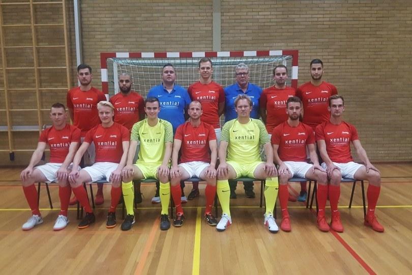 Foto bij Zaalvoetballers Excelsior'31 reizen vrijdag af naar Berkel-Enschot