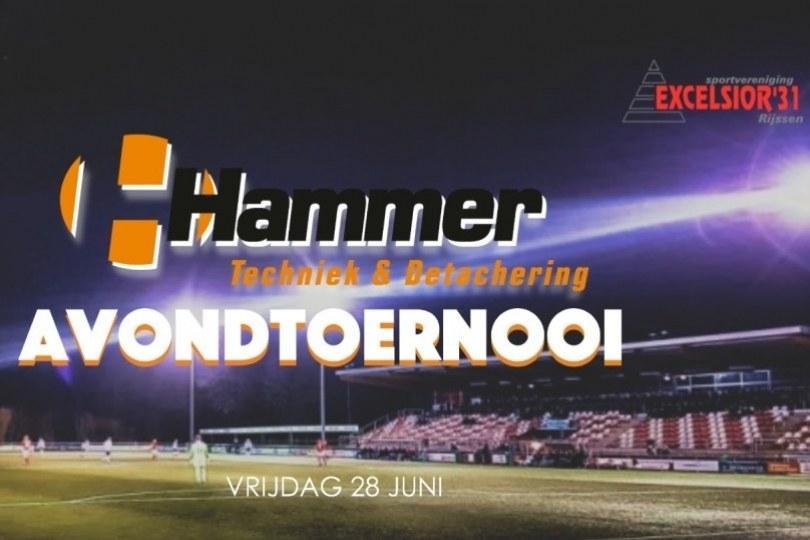 Foto bij Vrijdag 28 juni: Hammer T&D Avondtoernooi (schrijf je nog snel in!)