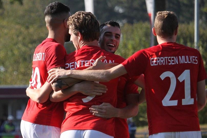 Foto bij Excelsior'31 speelt zaterdag tegen DEM in eerste kwalificatieronde TOTO KNVB Beker (aanvang 15.00 uur, toegang is gratis!)