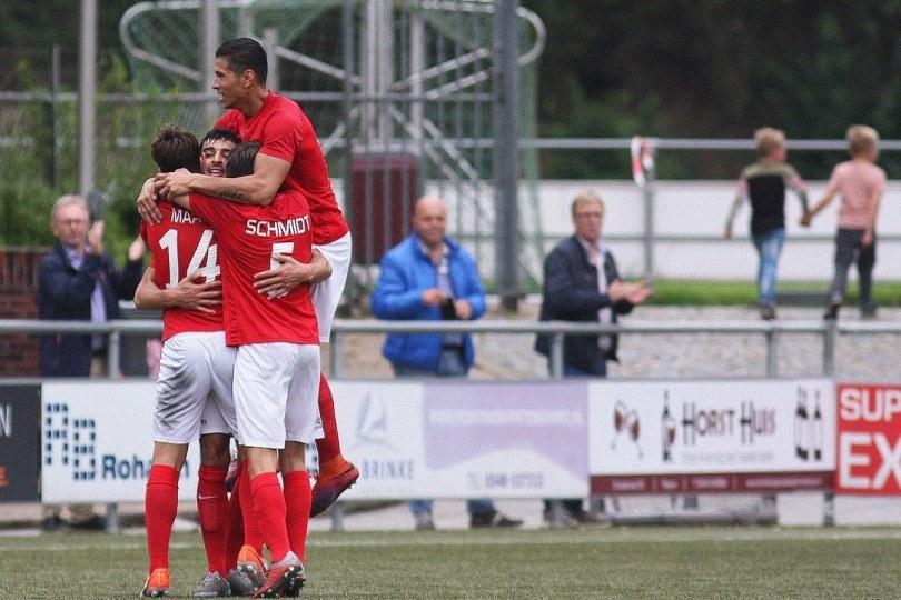 Foto bij Excelsior'31 wint overtuigend van DETO Twenterand (0-3)