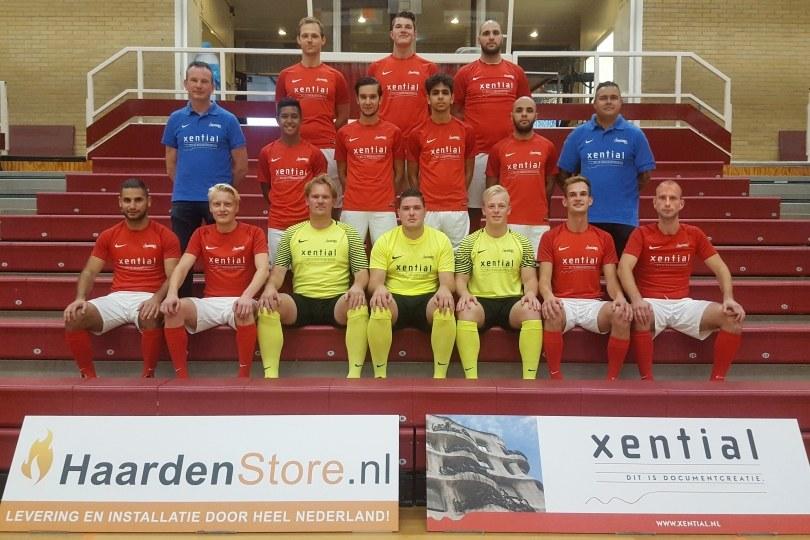 Foto bij MATCHDAY! 21:30 uur Zwolle: IFC Zwolle - Excelsior'31 (zaalvoetbal)