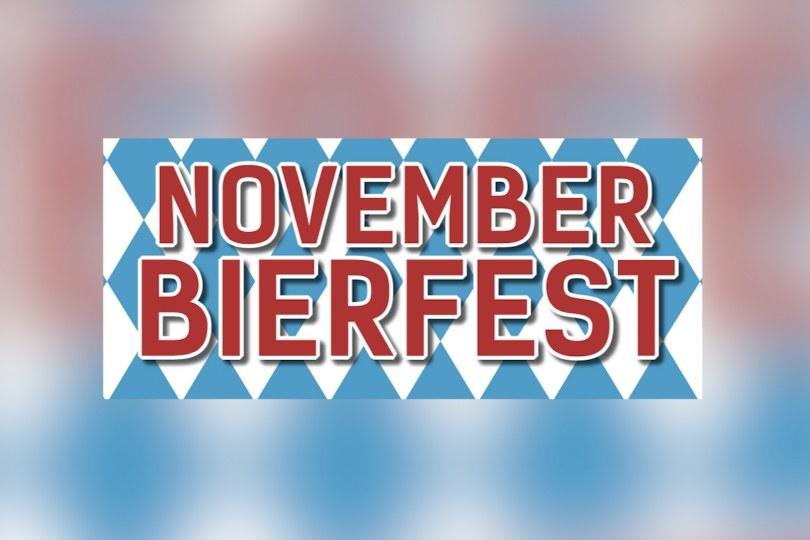 Foto bij Zaterdag 23 november: November Bierfest