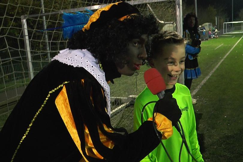 Foto bij Weekjournaal met het Sinterklaasfeest