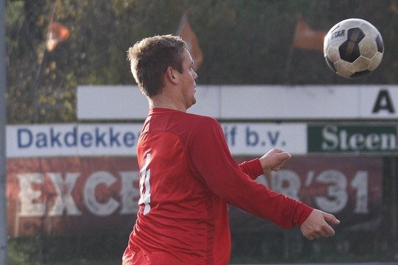 Foto bij Excelsior'31 3 pakt drie punten in Flevoland (1-2)