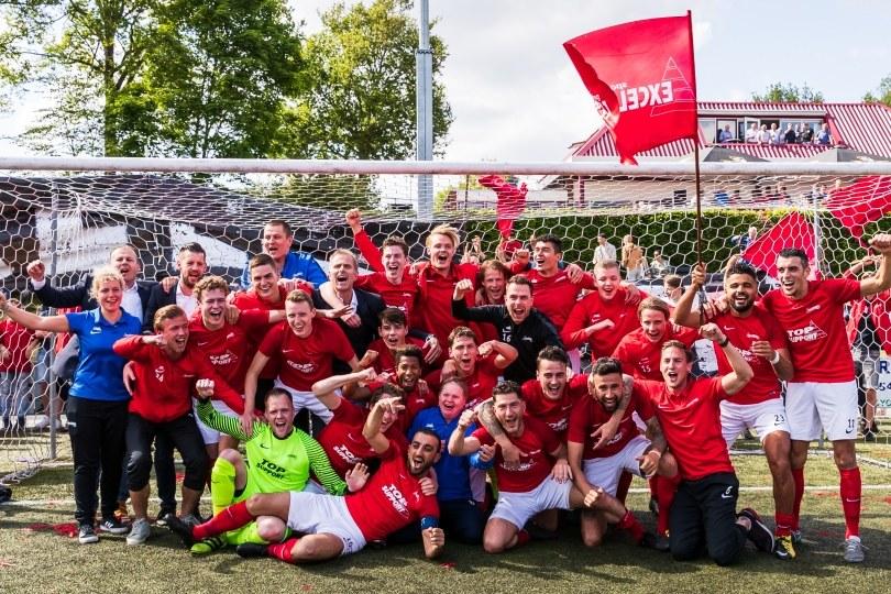 Foto bij Excelsior'31 1 genomineerd als sportploeg van het jaar 2019 in de gemeente Rijssen-Holten