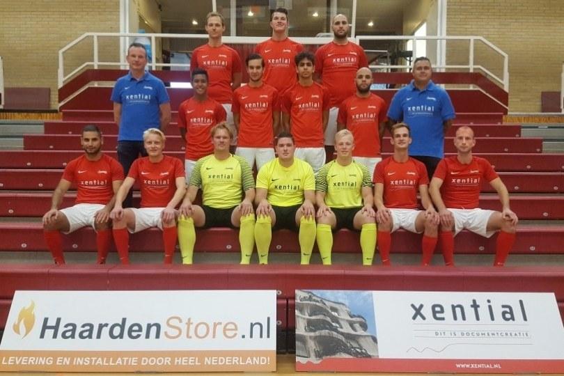 Foto bij MATCHDAY! Zaalvoetballers Excelsior'31 hervatten competitie vanavond met bezoek op Texel