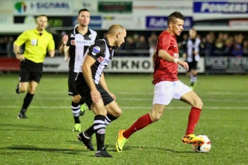 Foto bij Classic match: Excelsior'31 - Heracles Almelo (2013)