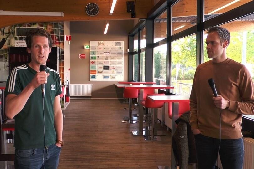 Foto bij Videoboodschap Excelsior'31 1 aan alle Excelsioren