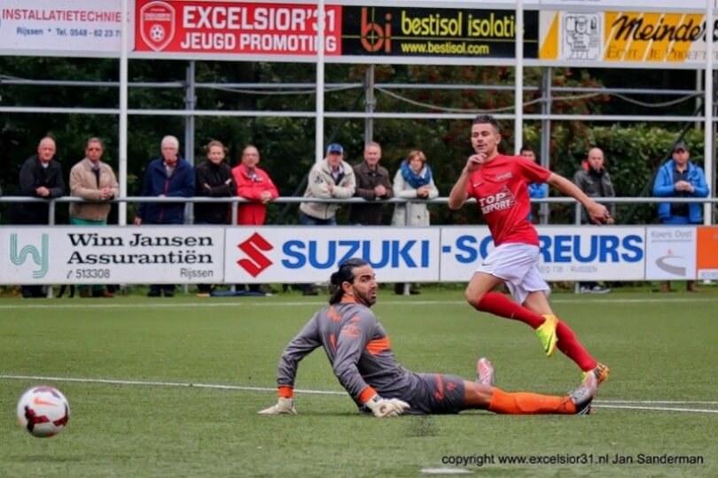 Foto bij Classic match: Excelsior'31 - Katwijk (2013)