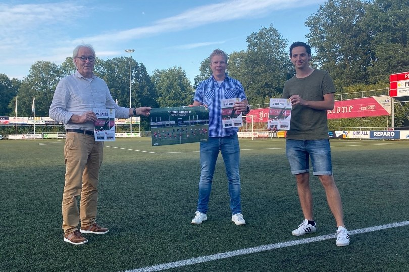 Foto bij Top Support Magazine 2020/2021 is uit