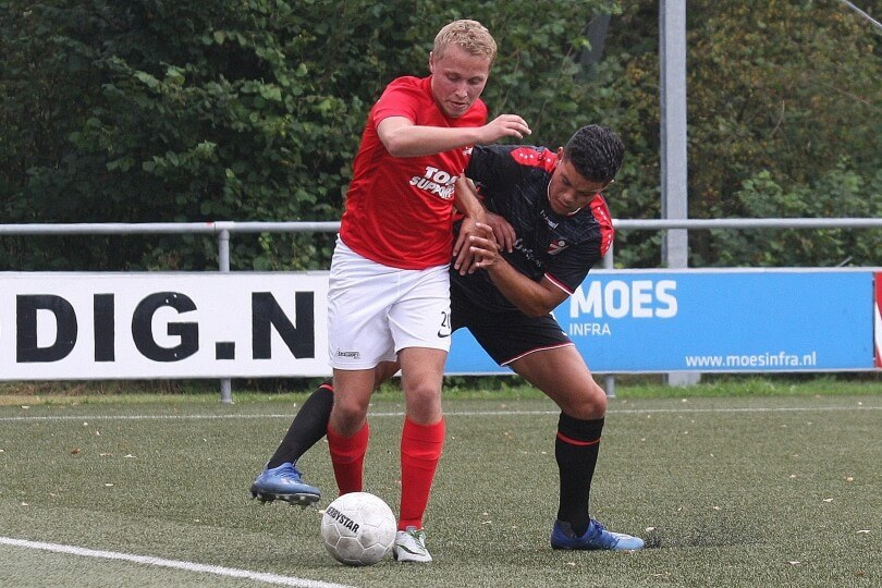 Foto bij Weekjournaal met o.a. Simon Baysoy en Niels Leemhuis