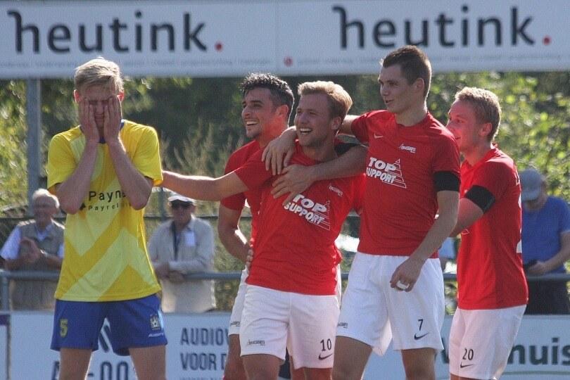Foto bij Excelsior'31 rekent voor rust af met Staphorst (3-1)