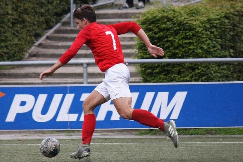 Foto bij Excelsior'31 2 wint eerste competitiewedstrijd (1-3)