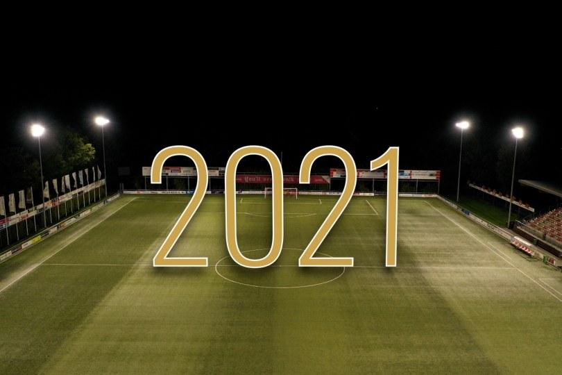 Foto bij Excelsior'31 wenst u een gelukkig, gezond en sportief 2021toe!