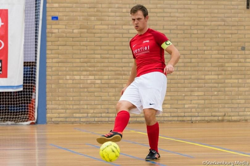 Foto bij Weekjournaal met o.a. aandacht voor zaalvoetbal