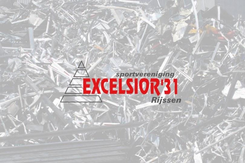 Foto bij Zaterdag 10 juli: Inzameling oud ijzer bij Excelsior'31