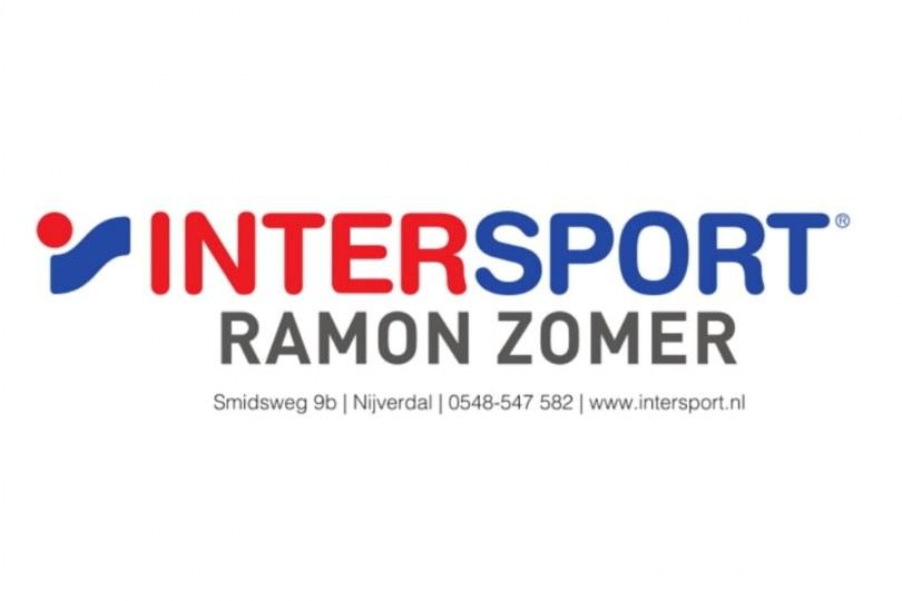 Foto bij Unieke actie Intersport Ramon Zomer