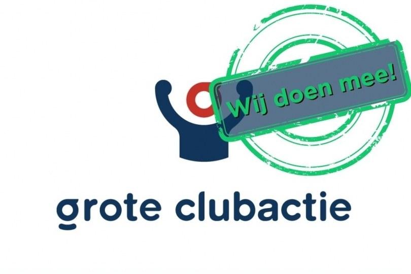Foto bij Vanaf zaterdag 18 september gaan we (weer) loten verkopen van de Grote Clubactie! Help jij mee?