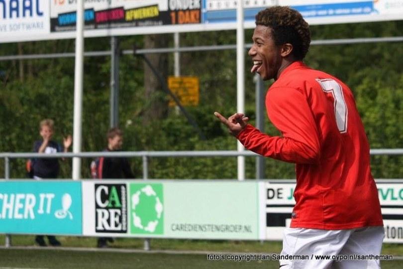 Foto bij Excelsior'31 2 strijdt zaterdag tegen GA Kampen 2 voor plek in bekerfinale