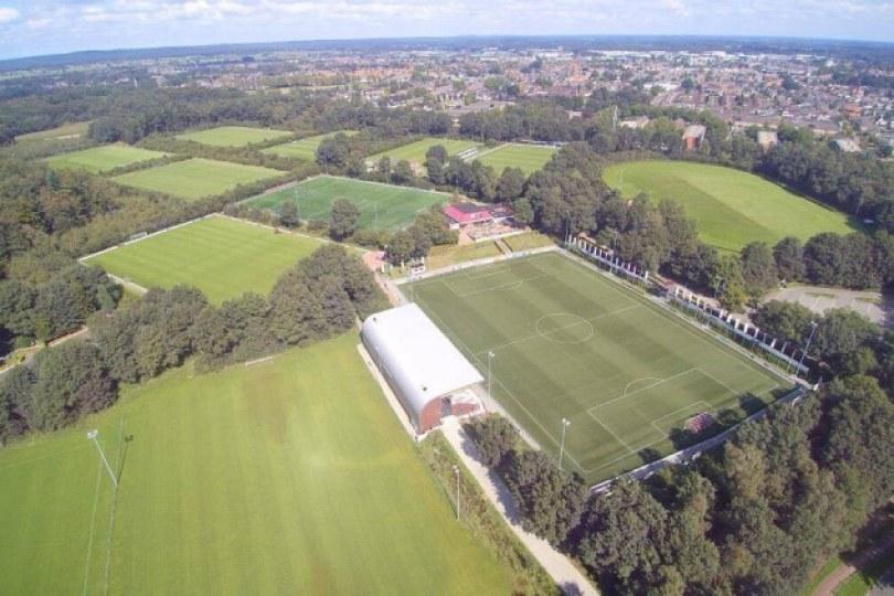 Foto bij Bericht bestuur m.b.t. sluiting sportpark De Koerbelt