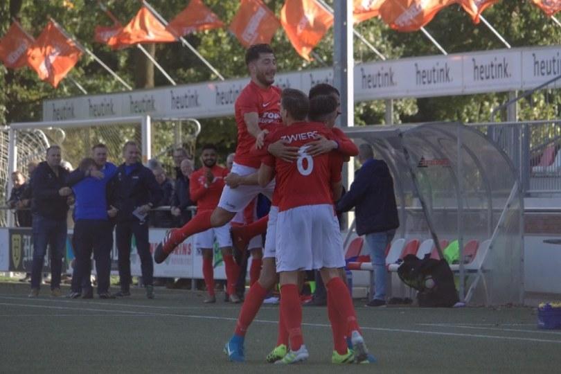 Foto bij Excelsior'31 start nieuw seizoen in Hoofdklasse B thuis tegen ACV
